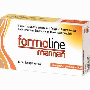 Abbildung von Formoline Mannan Kapseln  60 Stück