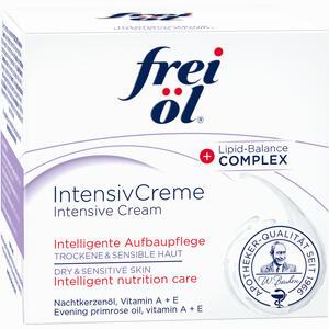 Abbildung von Frei Öl Hydrolipid Intensivcreme  50 ml