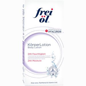 Abbildung von Frei Öl Hydrolipid Körperlotion  200 ml