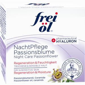 Abbildung von Frei Öl Hydrolipid Nachtpflege Passionsblume Nachtcreme 50 ml