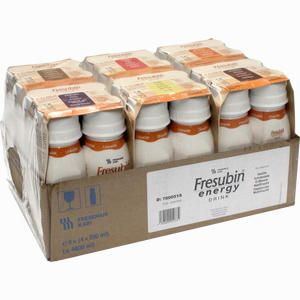 Abbildung von Fresubin Energy Drink Mischkarton Trinkflasche Lösung Fresenius kabi 6 x 4 x 200 ml