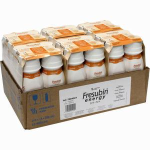 Abbildung von Fresubin Energy Drink Multifrucht Trinkflasche Lösung 6 x 4 x 200 ml