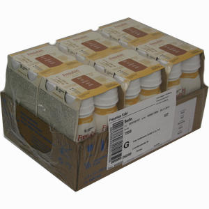 Abbildung von Fresubin Original Drink Nuss Trinkflasche Lösung 6 x 4 x 200 ml