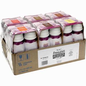 Abbildung von Fresubin Protein Energy Drink Mischkart.trinkfla. Lösung 6 x 4 x 200 ml