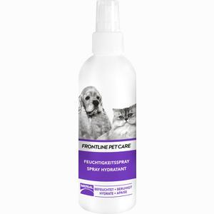 Abbildung von Frontline Pet Care Feuchtigkeitsspray Sprühflasche 200 ml