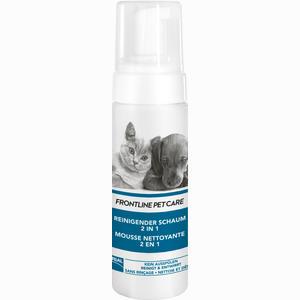 Abbildung von Frontline Pet Care Reinigender Schaum 2 in 1  150 ml