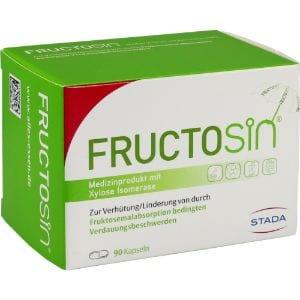 Abbildung von Fructosin Kapseln 90 Stück