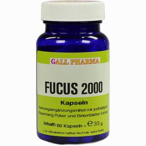 Abbildung von Fucus 2000 Kapseln  60 Stück