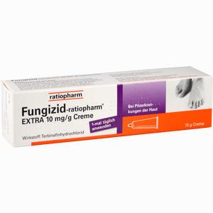 Abbildung von Fungizid- Ratiopharm Extra Creme 15 g