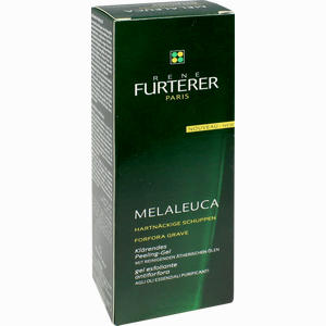 Abbildung von Furterer Melaleuca Antischuppen Peeling Gel 75 ml
