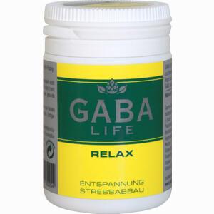 Abbildung von Gaba Life Relax Kapsel Kapseln 50 Stück