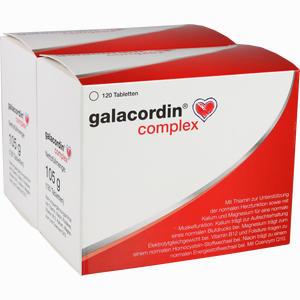 Abbildung von Galacordin Complex Tabletten 240 Stück