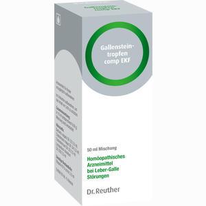 Abbildung von Gallensteintropfen Comp Ekf Fluid 50 ml