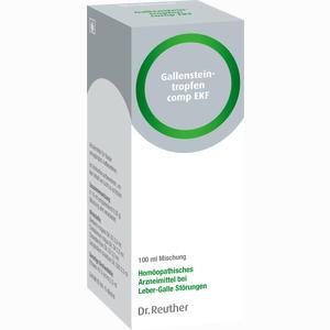 Abbildung von Gallensteintropfen Comp Ekf Fluid 100 ml