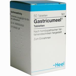 Abbildung von Gastricumeel Tabletten 50 Stück