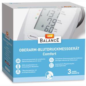 Abbildung von Gehe Balance Oberarm- Blutdruckmessgerät Comfort  1 Stück