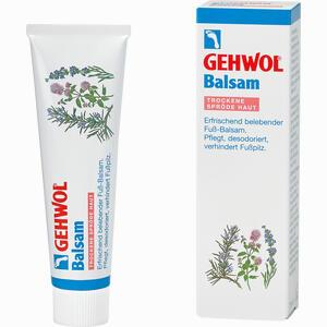 Abbildung von Gehwol Balsam für Trockene Haut Creme 75 ml
