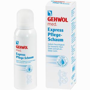 Abbildung von Gehwol Med Express Pflege- Schaum  125 ml