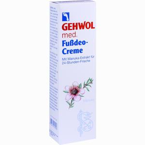 Abbildung von Gehwol Med Fußdeo- Creme  125 ml