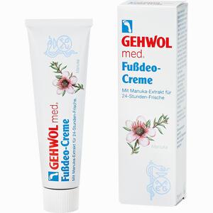 Abbildung von Gehwol Med Fußdeo- Creme  75 ml