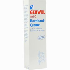Abbildung von Gehwol Med Hornhaut- Creme  125 ml