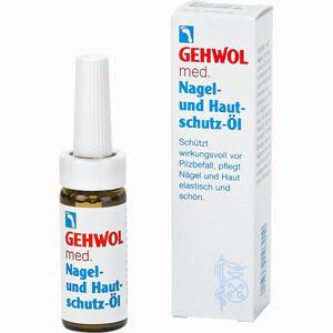 Abbildung von Gehwol Med Nagel- und Hautschutz- Öl  15 ml