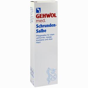 Abbildung von Gehwol Med Schrunden- Salbe  125 ml