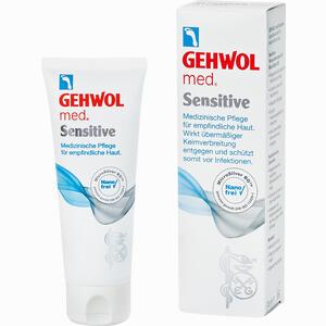 Abbildung von Gehwol Med Sensitive Creme 75 ml