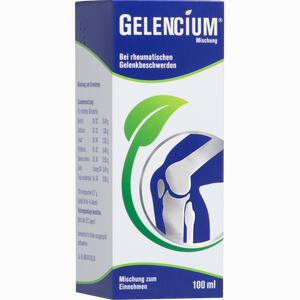 Abbildung von Gelencium Mischung Tropfen 100 ml
