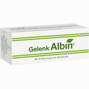Abbildung von Gelenk- Albin Tropfen  50 ml