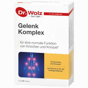 Abbildung von Gelenk Komplex Dr. Wolz  Kapseln 80 Stück