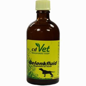 Abbildung von Gelenkfluid für Hunde 100 ml