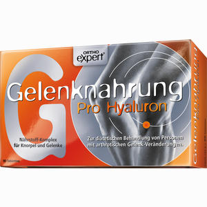 Abbildung von Gelenknahrung Pro Hyaluron Orthoexpert Tabletten 90 Stück