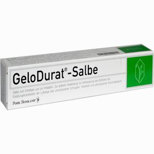 Abbildung von Gelodurat Salbe  50 g
