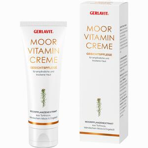 Abbildung von Gerlavit Moor- Vitamin- Creme  75 ml