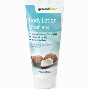 Abbildung von Gesund Leben Body Lotion Sheabutter  200 ml