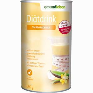 Abbildung von Gesund Leben Diätdrink Pulver 500 g