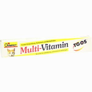 Abbildung von Gimpet Multi- Vitamin- Paste Plus mit Tgos  100 g