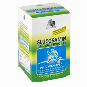 Abbildung von Glucosamin 500mg+ Chond 400 180 Stück