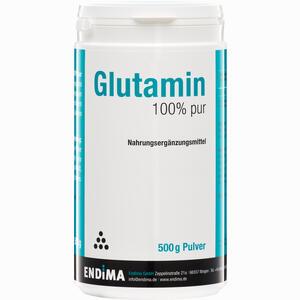 Abbildung von Glutamin 100% Pur Pulver 500 g