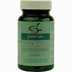 Abbildung von Glutathion 100mg Reduziert Kapseln 60 Stück
