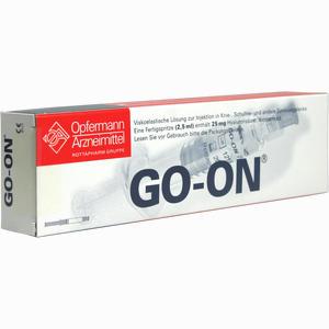 Abbildung von Go- On Fertigspritze 1 Stück