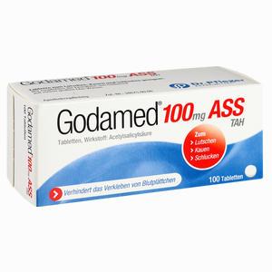 Abbildung von Godamed 100 Tah Tabletten 100 Stück