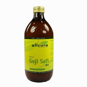Abbildung von Goji Saft Bio  500 ml