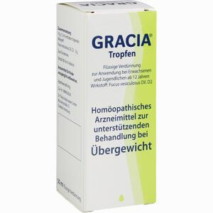 Abbildung von Gracia Tropfen Flüssigkeit 50 ml