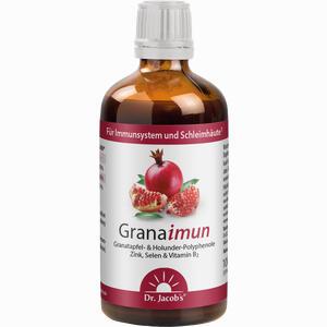 Abbildung von Granaimun Dr. Jacobs Tropfen 100 ml