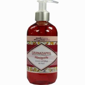 Abbildung von Granatapfel Flüssigseife  250 ml