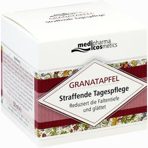Abbildung von Granatapfel Straffende Tagespflege Creme 50 ml
