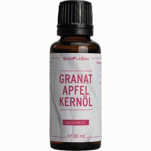 Abbildung von Granatapfelkernöl Öl 30 ml