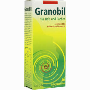 Abbildung von Granobil Grandel Pastillen 40 Stück